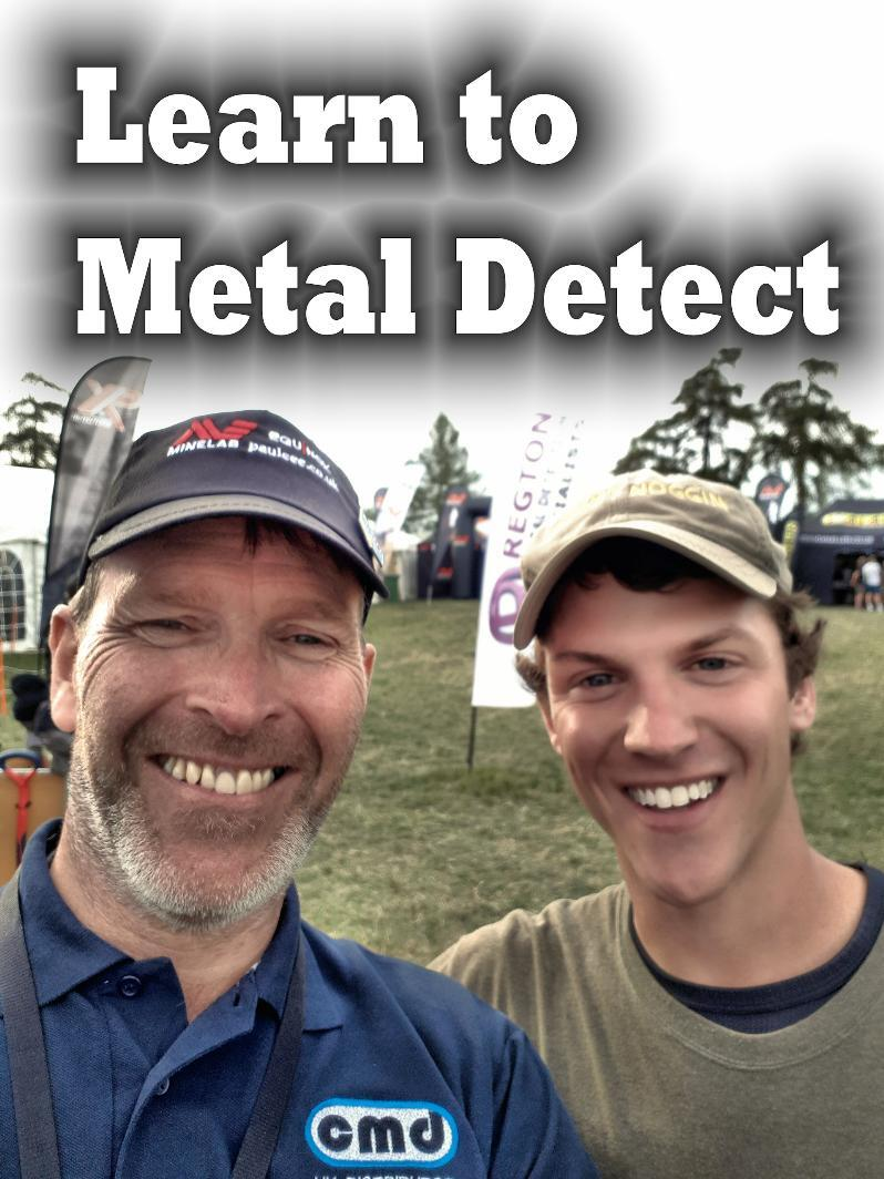 how to metal detect